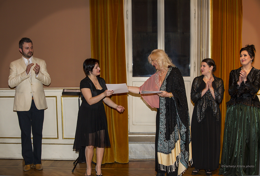 masterclass at the academy of hungarian culture roma 2014