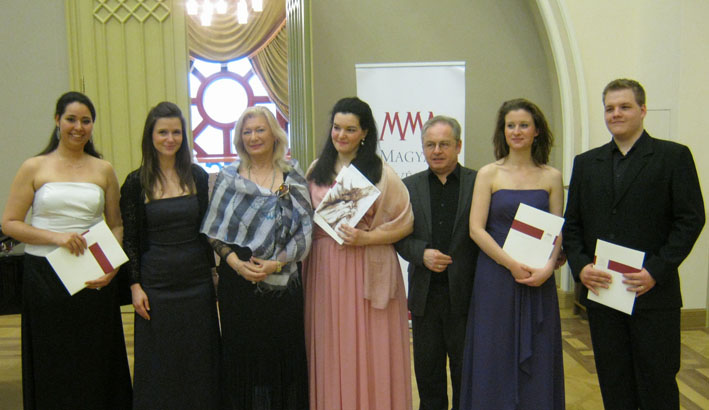 masterclass organised by the hungarian academy of arts at vigad budapest 2014
